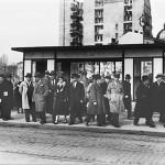 18 prima statie stb piata senatului2 150x150 Galerie foto Bucurestiul vechi: Din societate