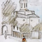 20 theodor pallady biserica silvestru1 150x150 Galerie foto Bucurestiul vechi: Din societate