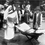 53 vanzator de ceai si gogosi1 150x150 Galerie foto Bucurestiul vechi: Din societate