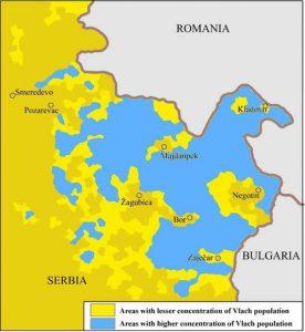 Serbia, vlahi