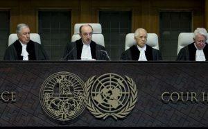 Curtea Internaţională de la Haga
